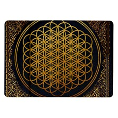 Bring Me The Horizon Cover Album Gold Samsung Galaxy Tab 10.1  P7500 Flip Case