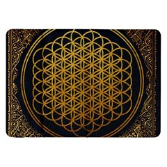 Bring Me The Horizon Cover Album Gold Samsung Galaxy Tab 8 9  P7300 Flip Case