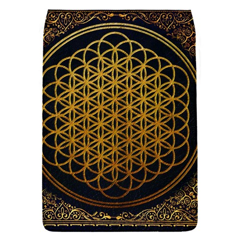 Bring Me The Horizon Cover Album Gold Flap Covers (S)