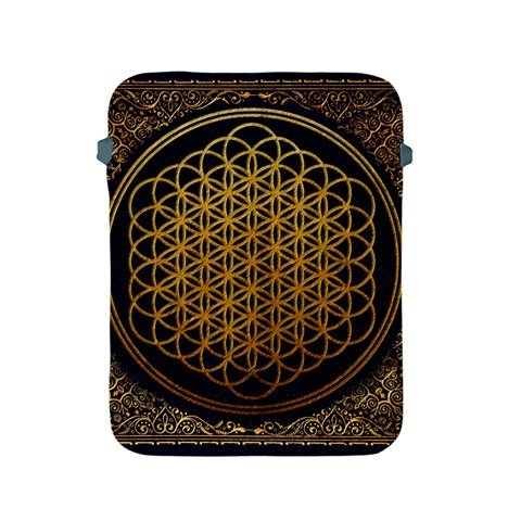 Bring Me The Horizon Cover Album Gold Apple iPad 2/3/4 Protective Soft Cases
