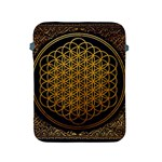 Bring Me The Horizon Cover Album Gold Apple iPad 2/3/4 Protective Soft Cases Front
