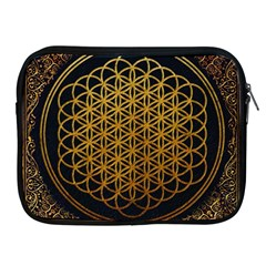 Bring Me The Horizon Cover Album Gold Apple iPad 2/3/4 Zipper Cases