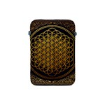 Bring Me The Horizon Cover Album Gold Apple iPad Mini Protective Soft Cases Front