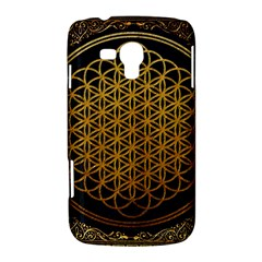 Bring Me The Horizon Cover Album Gold Samsung Galaxy Duos I8262 Hardshell Case