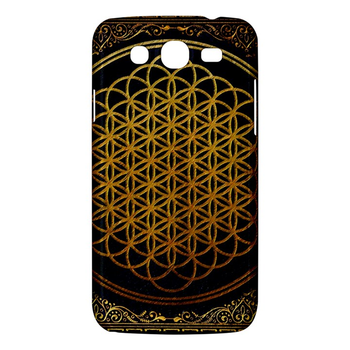 Bring Me The Horizon Cover Album Gold Samsung Galaxy Mega 5.8 I9152 Hardshell Case