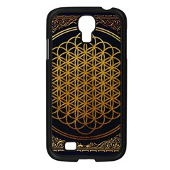 Bring Me The Horizon Cover Album Gold Samsung Galaxy S4 I9500/ I9505 Case (Black)