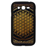 Bring Me The Horizon Cover Album Gold Samsung Galaxy Grand DUOS I9082 Case (Black) Front