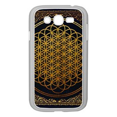 Bring Me The Horizon Cover Album Gold Samsung Galaxy Grand DUOS I9082 Case (White)