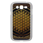 Bring Me The Horizon Cover Album Gold Samsung Galaxy Grand DUOS I9082 Case (White) Front