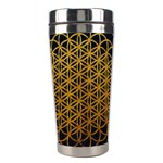 Bring Me The Horizon Cover Album Gold Stainless Steel Travel Tumblers Center