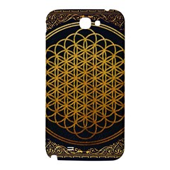 Bring Me The Horizon Cover Album Gold Samsung Note 2 N7100 Hardshell Back Case