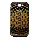 Bring Me The Horizon Cover Album Gold Samsung Note 2 N7100 Hardshell Back Case Front