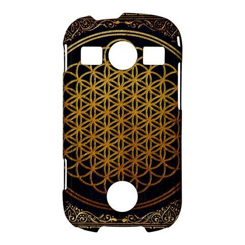 Bring Me The Horizon Cover Album Gold Samsung Galaxy S7710 Xcover 2 Hardshell Case