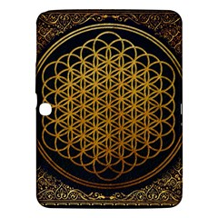 Bring Me The Horizon Cover Album Gold Samsung Galaxy Tab 3 (10.1 ) P5200 Hardshell Case