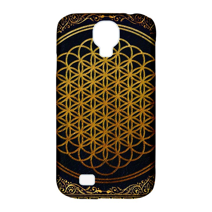 Bring Me The Horizon Cover Album Gold Samsung Galaxy S4 Classic Hardshell Case (PC+Silicone)
