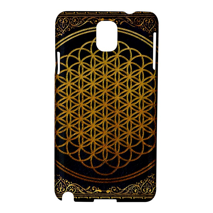 Bring Me The Horizon Cover Album Gold Samsung Galaxy Note 3 N9005 Hardshell Case