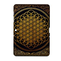 Bring Me The Horizon Cover Album Gold Samsung Galaxy Tab 2 (10.1 ) P5100 Hardshell Case