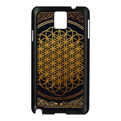 Bring Me The Horizon Cover Album Gold Samsung Galaxy Note 3 N9005 Case (black)