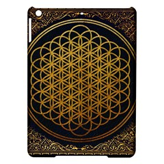 Bring Me The Horizon Cover Album Gold iPad Air Hardshell Cases