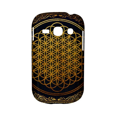 Bring Me The Horizon Cover Album Gold Samsung Galaxy S6810 Hardshell Case