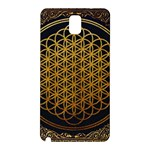 Bring Me The Horizon Cover Album Gold Samsung Galaxy Note 3 N9005 Hardshell Back Case Front