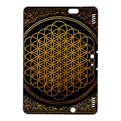 Bring Me The Horizon Cover Album Gold Kindle Fire Hdx 8 9  Hardshell Case