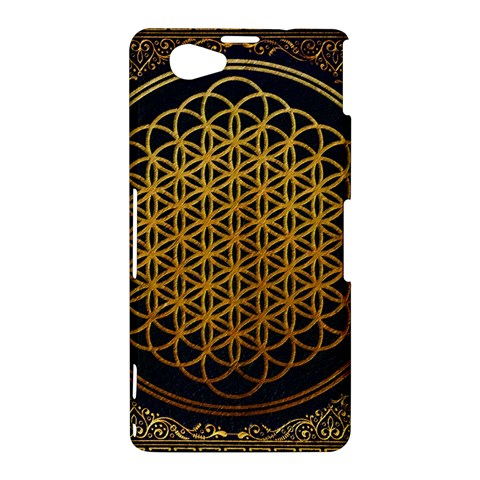 Bring Me The Horizon Cover Album Gold Sony Xperia Z1 Compact