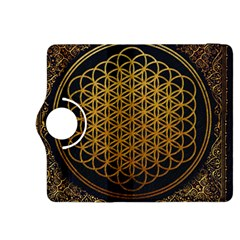 Bring Me The Horizon Cover Album Gold Kindle Fire Hdx 8 9  Flip 360 Case