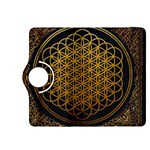 Bring Me The Horizon Cover Album Gold Kindle Fire HDX 8.9  Flip 360 Case Front