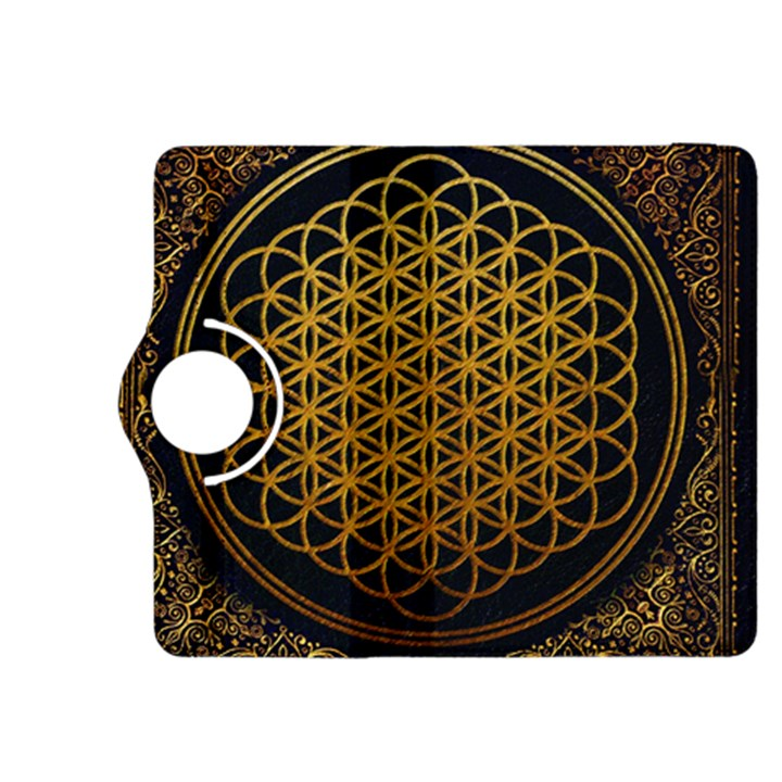 Bring Me The Horizon Cover Album Gold Kindle Fire HDX 8.9  Flip 360 Case