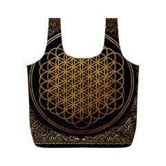 Bring Me The Horizon Cover Album Gold Full Print Recycle Bags (m)