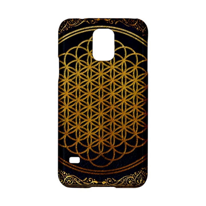 Bring Me The Horizon Cover Album Gold Samsung Galaxy S5 Hardshell Case