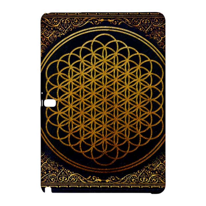 Bring Me The Horizon Cover Album Gold Samsung Galaxy Tab Pro 10.1 Hardshell Case