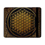 Bring Me The Horizon Cover Album Gold Samsung Galaxy Tab Pro 8.4  Flip Case Front