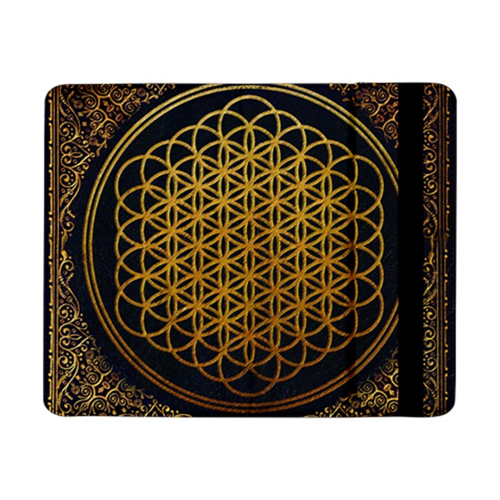 Bring Me The Horizon Cover Album Gold Samsung Galaxy Tab Pro 8.4  Flip Case