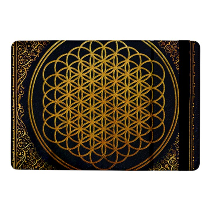 Bring Me The Horizon Cover Album Gold Samsung Galaxy Tab Pro 10.1  Flip Case