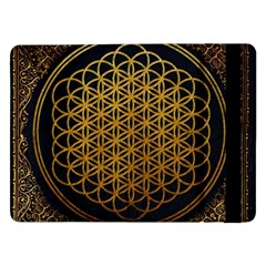 Bring Me The Horizon Cover Album Gold Samsung Galaxy Tab Pro 12 2  Flip Case