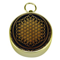 Bring Me The Horizon Cover Album Gold Gold Compasses