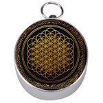 Bring Me The Horizon Cover Album Gold Silver Compasses Front