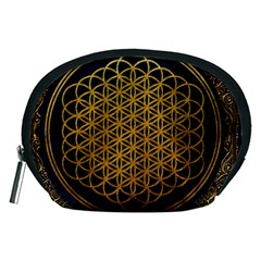 Bring Me The Horizon Cover Album Gold Accessory Pouches (medium)