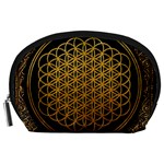 Bring Me The Horizon Cover Album Gold Accessory Pouches (Large)  Front
