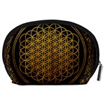 Bring Me The Horizon Cover Album Gold Accessory Pouches (Large)  Back