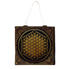 Bring Me The Horizon Cover Album Gold Grocery Light Tote Bag