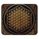 Bring Me The Horizon Cover Album Gold Double Sided Flano Blanket (Small)  50 x40 Blanket Front
