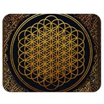 Bring Me The Horizon Cover Album Gold Double Sided Flano Blanket (Medium)  60 x50 Blanket Back