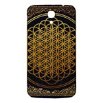 Bring Me The Horizon Cover Album Gold Samsung Galaxy Mega I9200 Hardshell Back Case Front