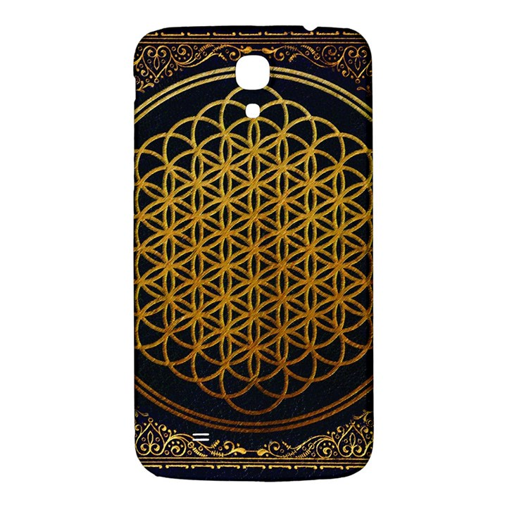Bring Me The Horizon Cover Album Gold Samsung Galaxy Mega I9200 Hardshell Back Case