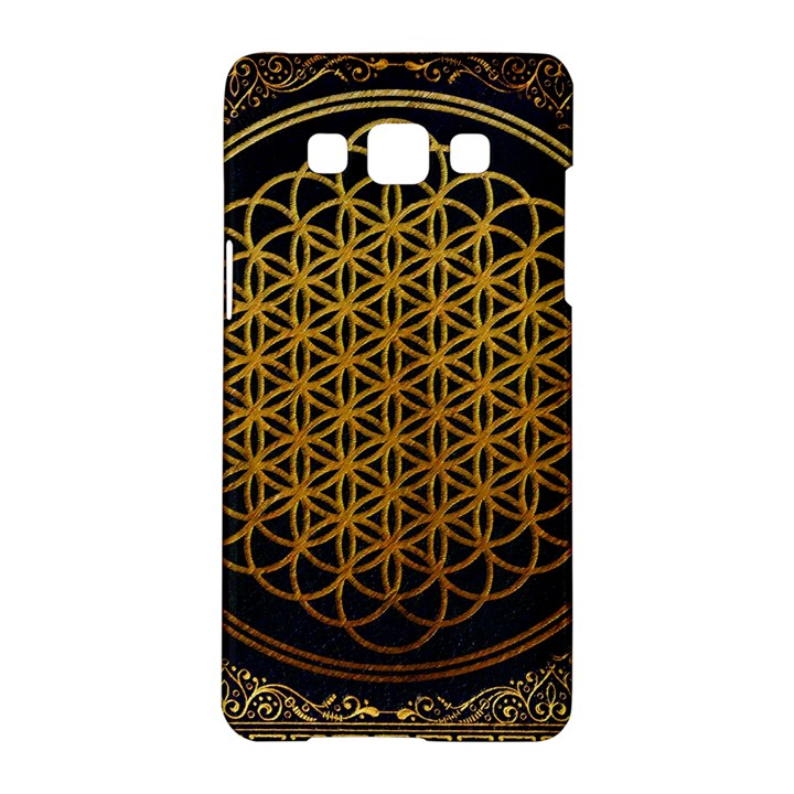 Bring Me The Horizon Cover Album Gold Samsung Galaxy A5 Hardshell Case
