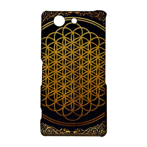 Bring Me The Horizon Cover Album Gold Sony Xperia Z3 Compact