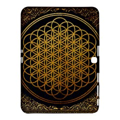 Bring Me The Horizon Cover Album Gold Samsung Galaxy Tab 4 (10.1 ) Hardshell Case